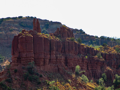Caprock Canyons State Park