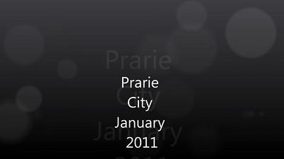Prairie city OHVP, January 2011