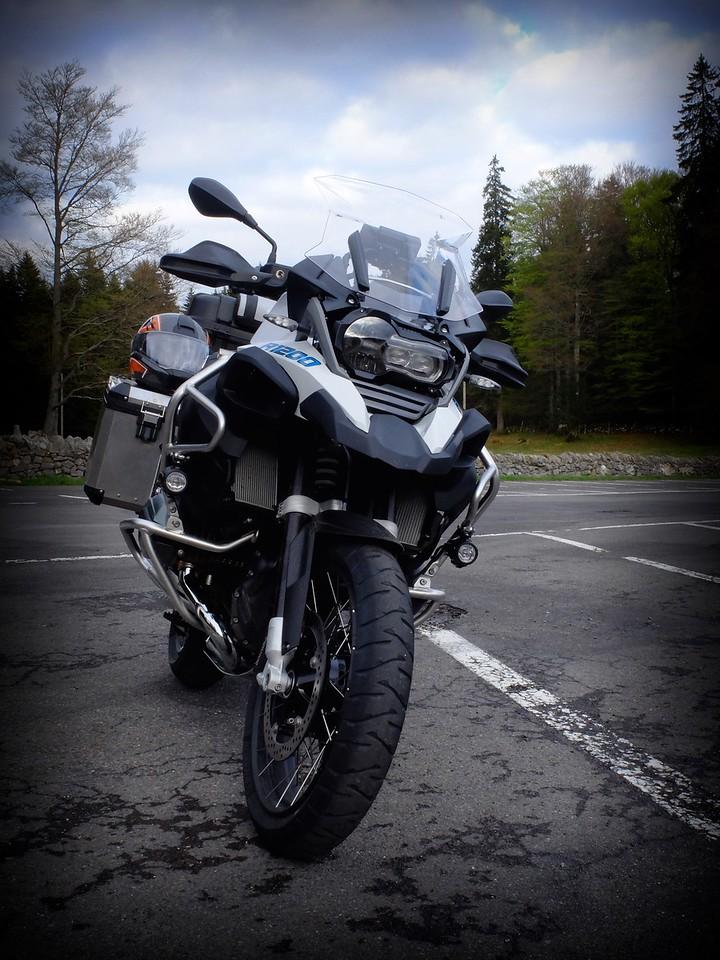 Captain Adventure ou l'aventure par BMW