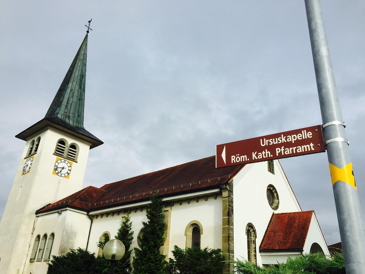 Saint-Ours  St. Ursen