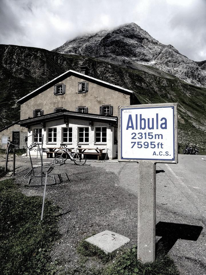 col de l'Albula (10.08.2013)