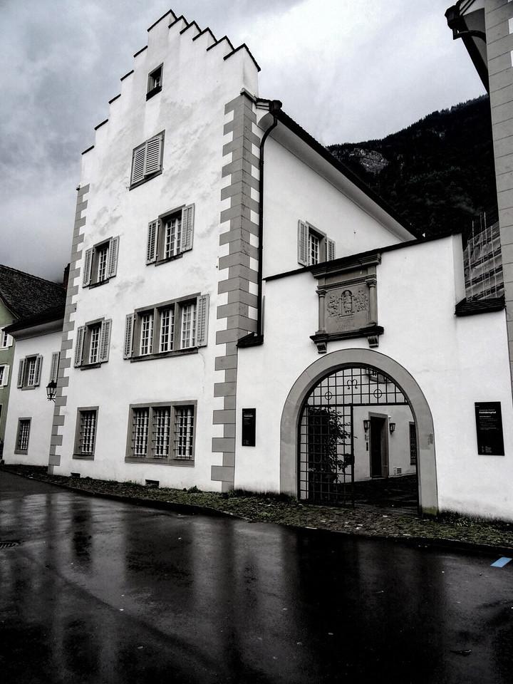 Hôpital des étrangers @ Altdorf (09.08.2013)