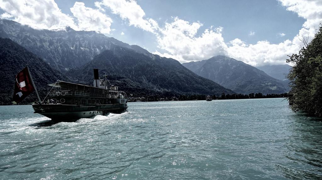 Lac de Brienz (11.08.2013)