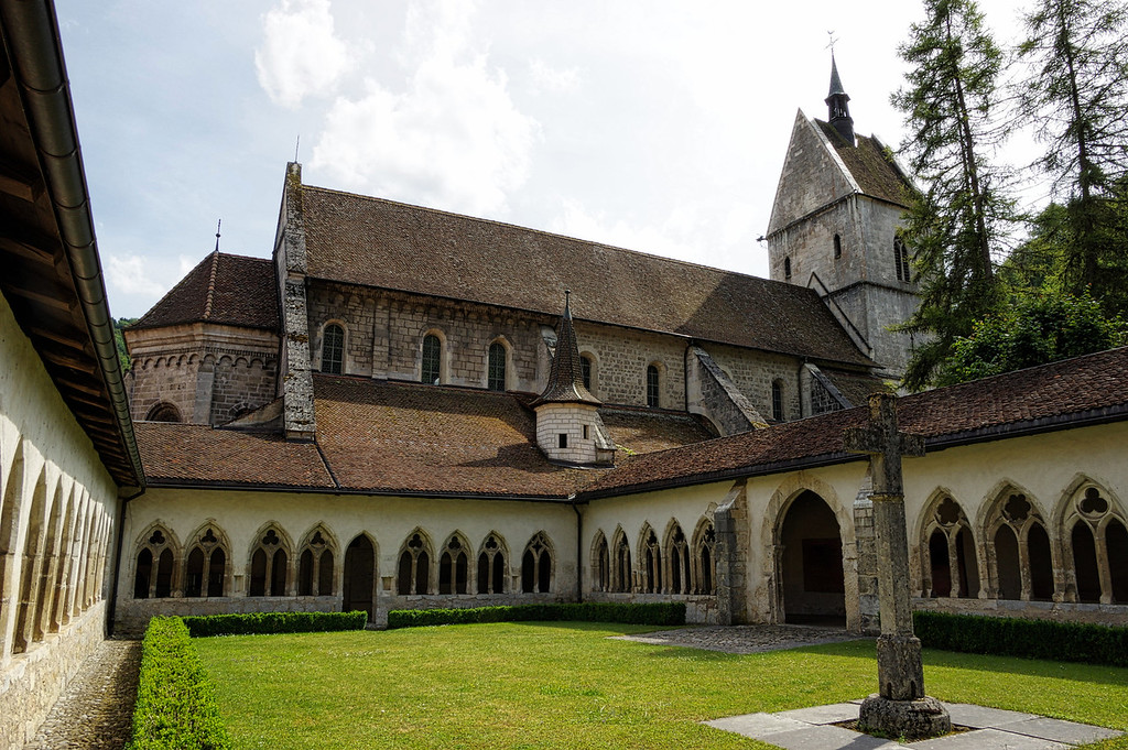 St-Ursanne Le Prieuré