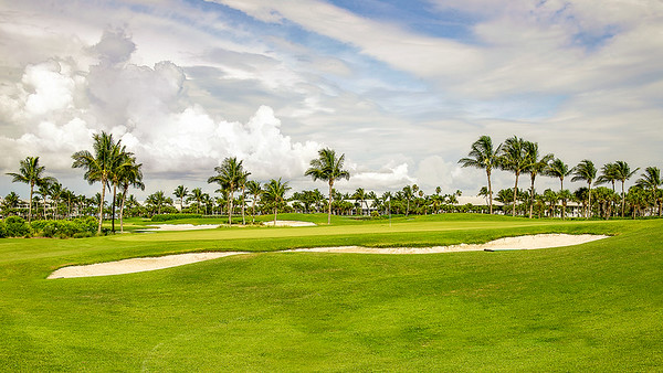 South Seas Plantation Golf Course...