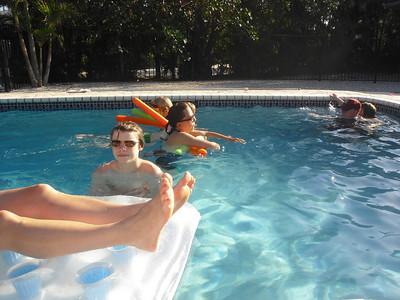 Mar. '11: Cool in the Pool