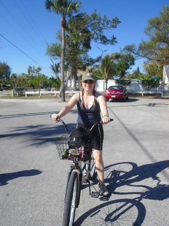 Mar. '11: Family Bike Ride & Nature Center