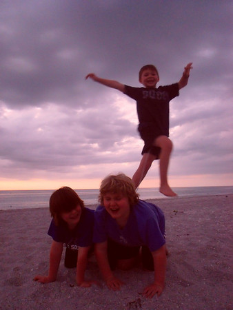 Mar. '11: Beach Bums