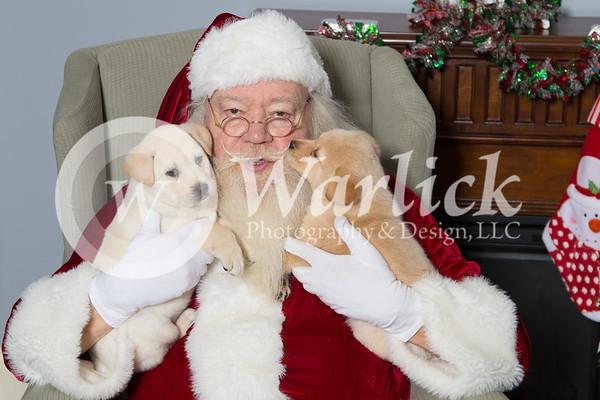 Coldwell Banker Santa Event 2016