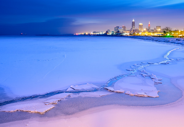 Cleveland and The Ice 1