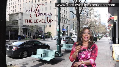 Valarie R. Brooks The Level Up Experience Charlotte May 5, 2018