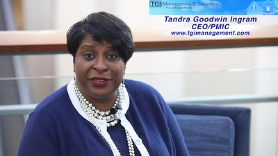 Tandra Goodwin Ingram TGI Propertry Management 60 Pitch November 2018