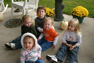 Pumpkin Patch 2008