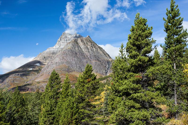 Glacier National Park - Many Glacier Area - Redrock Trail-0996-12