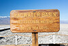 Death Valley National Park - Badwater Salt Flat