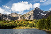 Glacier National Park - Many Glacier Area - Redrock Trail-1020-14