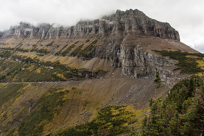 Glacier National Park - Going to the Sun Highway-0942-8