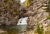 Glacier National Park - Two Medicine Area - Running Eagle Falls-1131-1