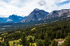 Glacier National Park - Views from the east-1113-22