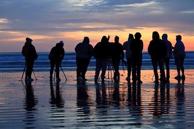 Nantasket Beach Sunrise, Hull - 19 Apr 2012 - 5:30 am