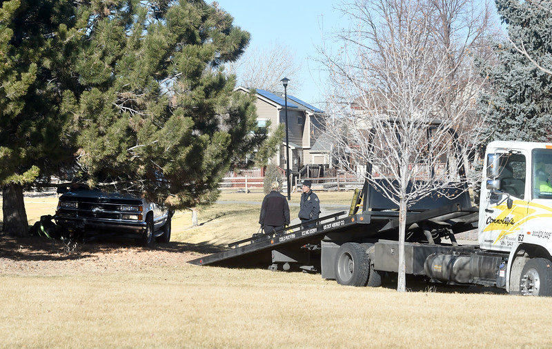 Broomfield Standoff Chase Concluded