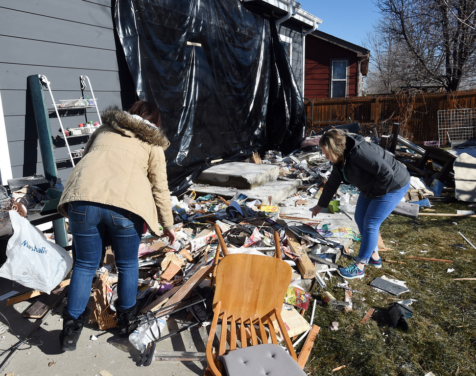 Car Crashes into Home in Longmont
