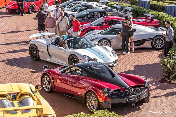 Manny Khoshbin's Pelican Hill Supercar Show