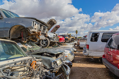 Old cars, Stacked on top of each other,  Car wrecks, Junk, Car junk, Totalled cars, Junkyard