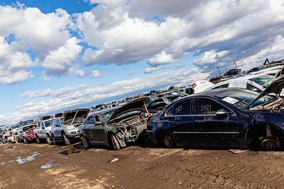 Car wrecks, Junk, Car junk, Totalled cars, Junkyard