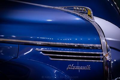 1940 Plymouth Deluxe Sedan