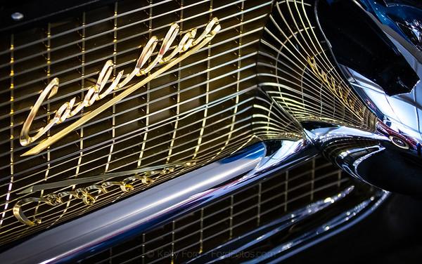 1956 Cadillac Eldorado Biarritz Grill