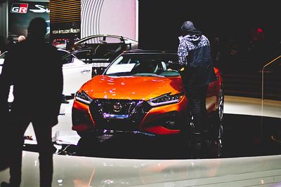 Detroit North American Auto Show 2019 Photograph 8
