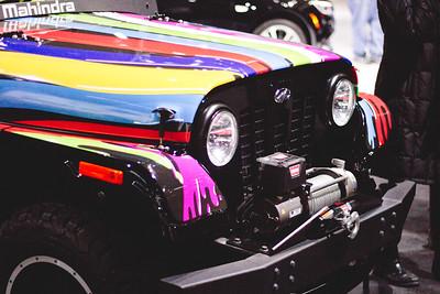 Detroit North American Auto Show 2019 Photograph 4