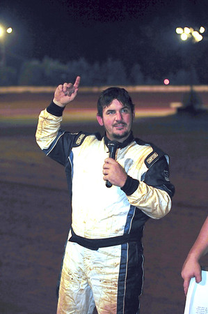 SABINE MOTOR SPEEDWAY 1ST.2ND AND 3RD PLACE 7-16-11