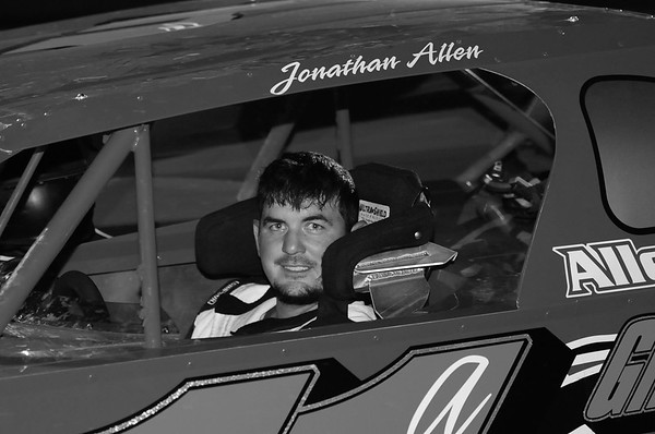 SABINE MOTOR SPEEDWAY 1ST,2ND AND 3RD PLACE 7-30-11