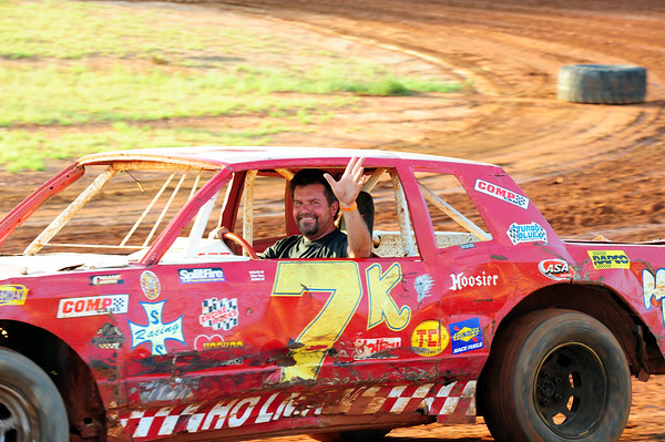 "SABINE MOTOR SPEEDWAY ""PACKING THE TRACK"" 6-25-11"
