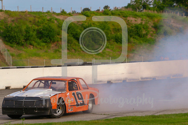 Car Racing at Thompson on June 7th