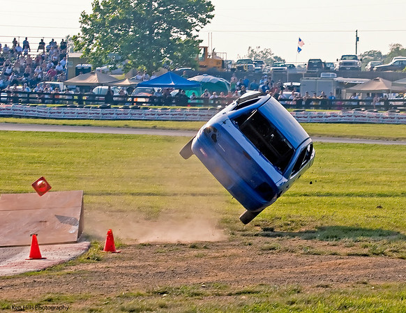 Hyperfest Rollover & Drifting Contests