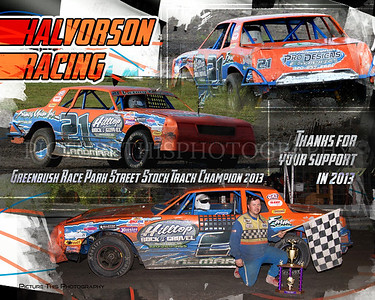 Racing Sponsor Prints