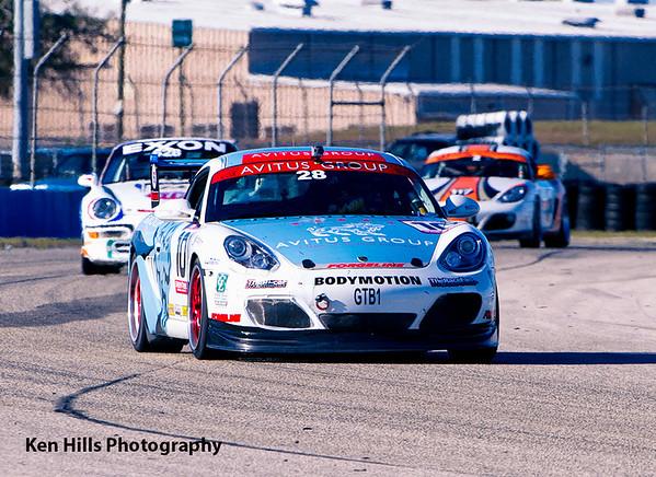 PCA Sebring Club Race - 2013
