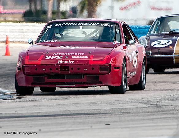 Sebring PCA Club Race - 2011