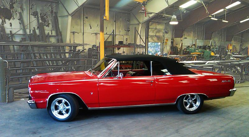 1964 Chevelle Malibu SS