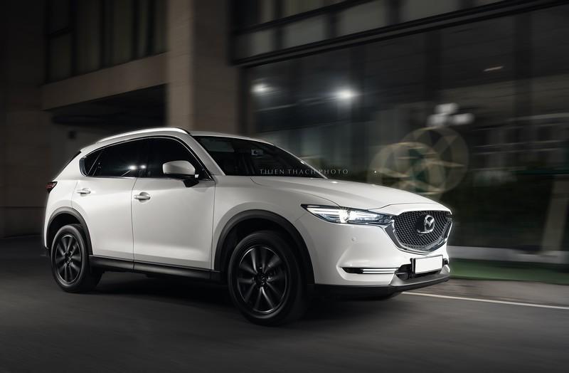 Mazda CX-5 2018 (Vietnam market)