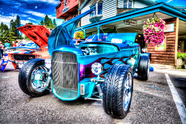 1932 Ford Zipper - Don & Joann Kunkel
