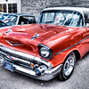 57 Chevy 210 Post - Creative