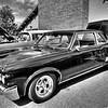 Pontiac GTO - BW