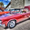 Pontiac GTO - HDR Painterly