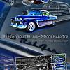 """1955 Chevrolet Bel Air – 2 Door Hard Top<br /> Owner: Mark's Detail Shop<br /> Like us on FaceBook<br /> <a href=""""https://www.facebook.com/pages/MARKS-DETAIL-SHOP/107894642567982"""">https://www.facebook.com/pages/MARKS-DETAIL-SHOP/107894642567982</a>"""