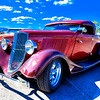 1933 Ford Roadster - John Fox