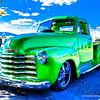 1952 Chevy Pickup - Denny & Cheryl Mills